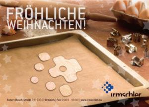 Weihnachtsgruß Irmschler Repro GmbH